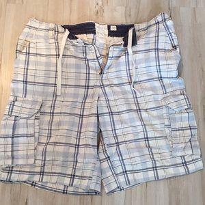 Aeropostale argyle shorts size 38